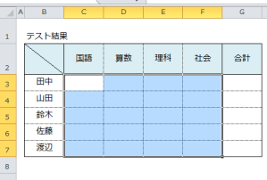 Excel_セル_固定_1
