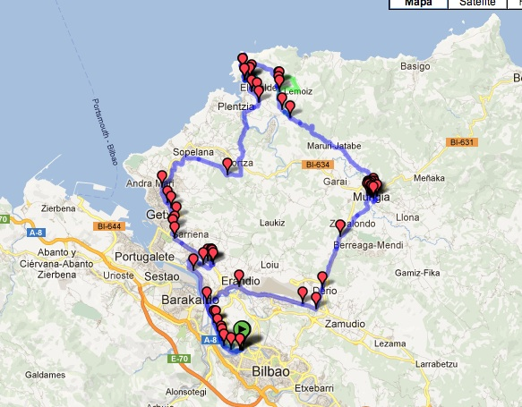 Billano Map