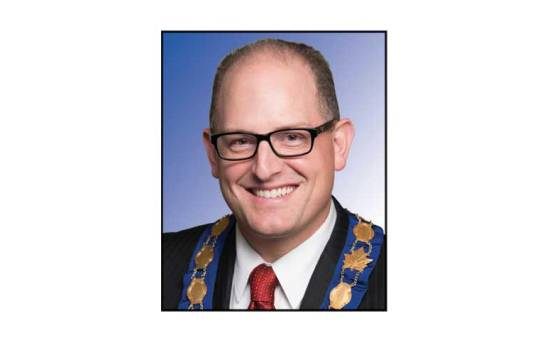 Windsor Mayor Drew Dilkens