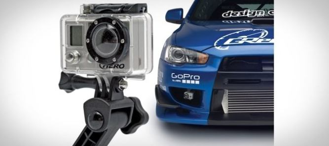GoPro HD Motorsports Hero