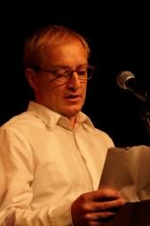 Gæstelektor Jørn Boisen i legathjemmet