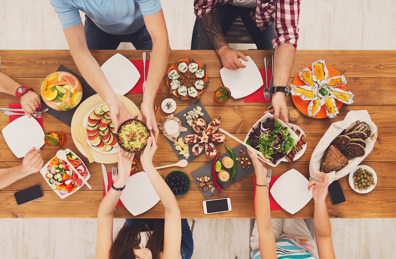 How you can improve your wellbeing by adding more fresh food into your diet. Bernardus Johannes Sleijster's blog.