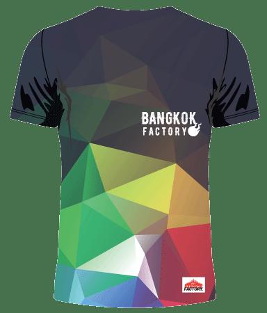 バンコクファクトリーのサブリメーションTシャツ