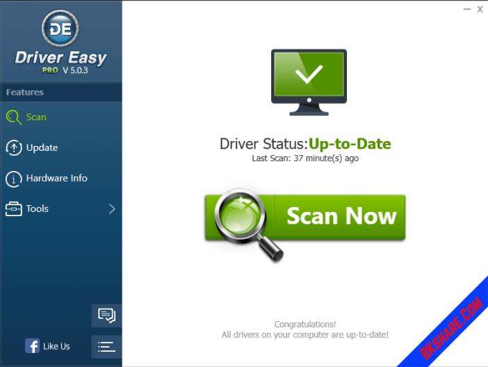 Download DriverEasy Pro 5.0.3 và key bản quyền miễn phí