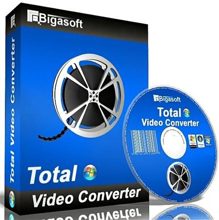 Download phần mềm đổi đuôi video Total video convert 3.7 Full key