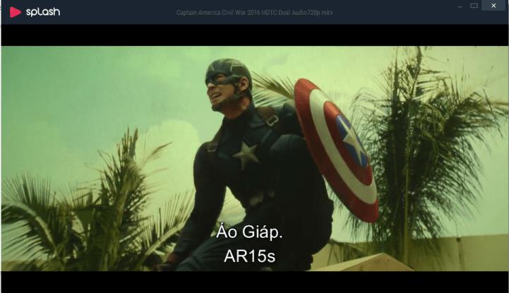 Xem phim Captain America Civil War 2016 HD Việt sub