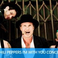 Red Hot Chili Peppers Probable SA Tour Setlist