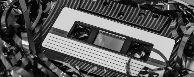 cassette unravel