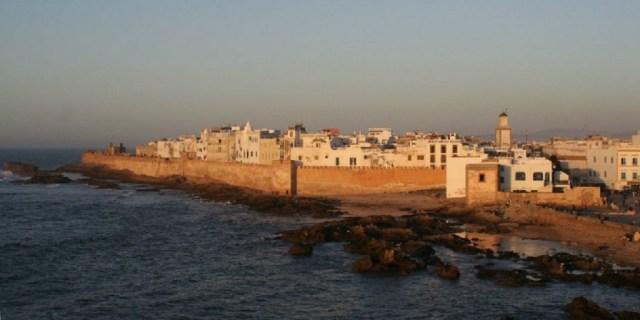 The Moroccan city of Essaouira. Photo: Wikimedia Commons.