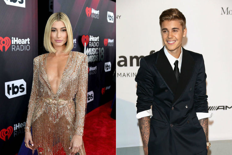 Justin Bieber and Hailey Baldwin Get Engaged   BCNN1   Black     Getty Images  Well that was quick  TMZ is reporting that Justin Bieber and  Hailey Baldwin