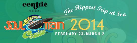 Soul Train Cruise 2014