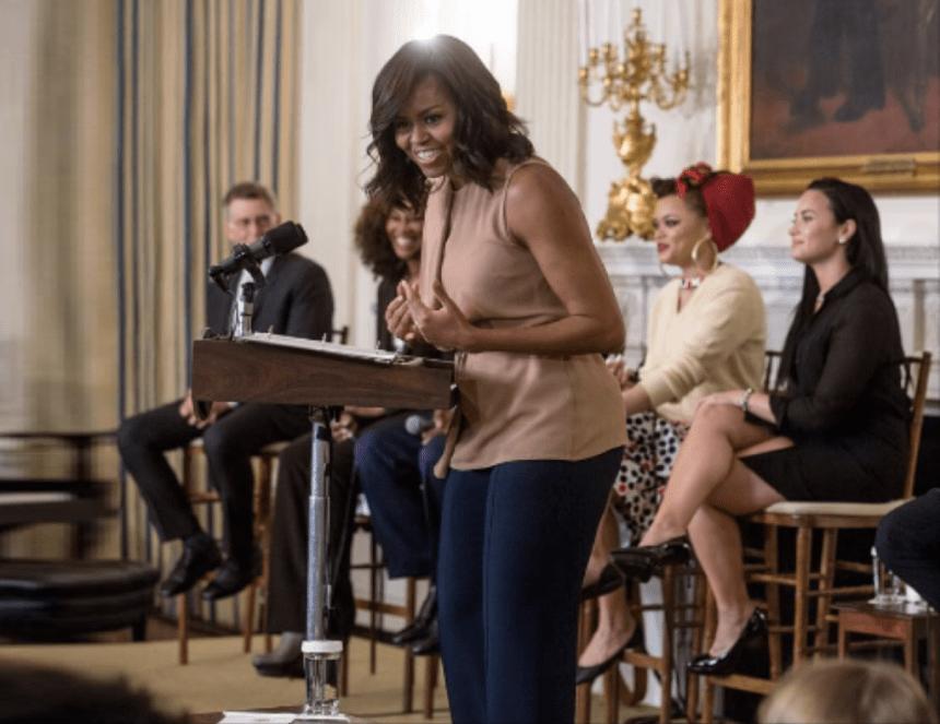 (photo credit: Michelle Obama Instagram)