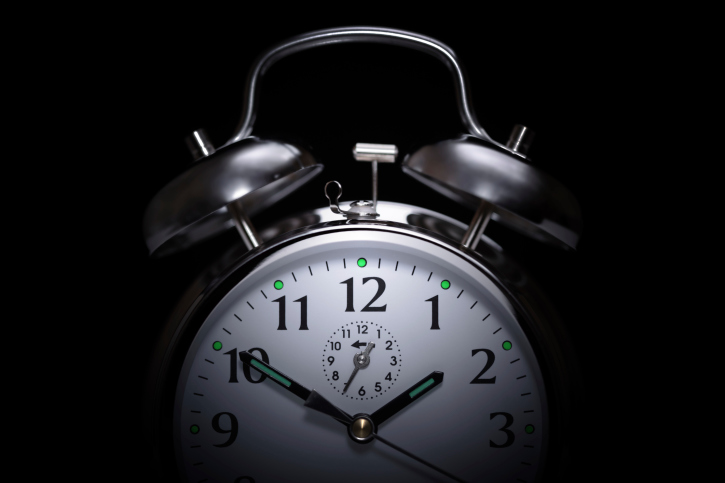 Alarm clock insomnia