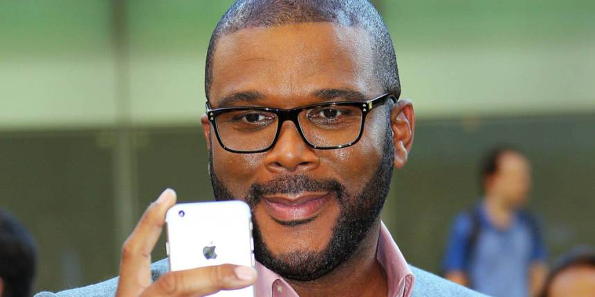 NEW YORK, NY - SEPTEMBER 26: Actor Tyler Perry is seen on September 26, 2014 in New York City. (Photo by XPX/Star Max/GC Images)