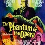 『オペラ座の怪人』(1962) ハマー・フィルムのスパルタ・ファントム