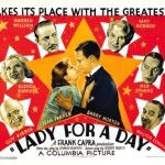 フランク・キャプラが二度映画化 浮浪者が淑女に変身 『一日だけの淑女』と『ポケット一杯の幸福』