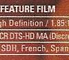 『ミッドナイト・イン・パリ』のフランス語音声字幕