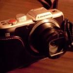 いまさらながらAGFAPHOTOのコンデジAP15を買った