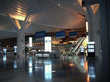 羽田空港 国際線ビル