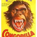 『コンゴリラ』 ジョンソン夫妻 20世紀前半の探検映画