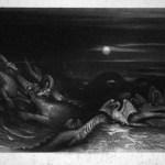 19世紀の恐竜画