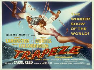 空中ぶらんこ trapezemovieposter