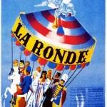 『輪舞』マックス・オフュルス監督(1950) 1900年ウィーンで回る回る恋模様