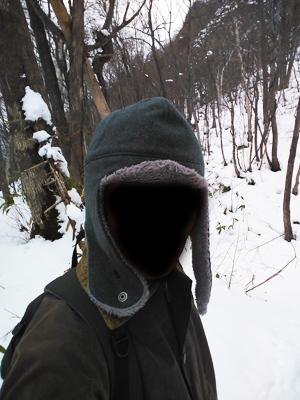 スイス軍 耳当て付き帽子 ボアキャップ