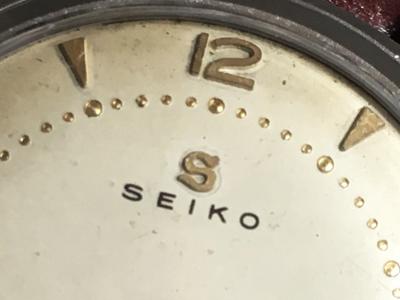 SEIKO メカニカル SARB003
