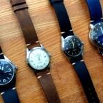 中国の通販サイトAliexpressで腕時計ベルトを2本買ったらサイズ違いが届き、プラス193円で4本手に入った話