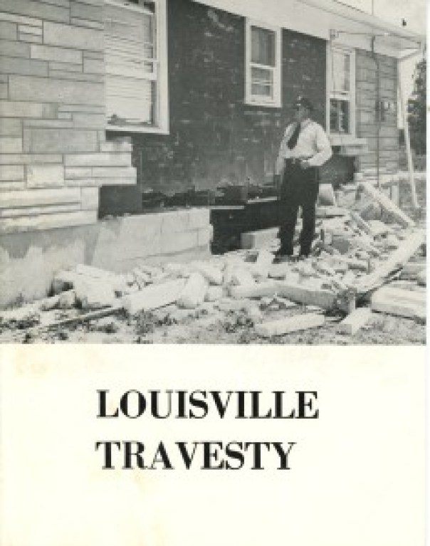 Case -  Louisville Travesty