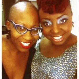 Michele and Ledisi1