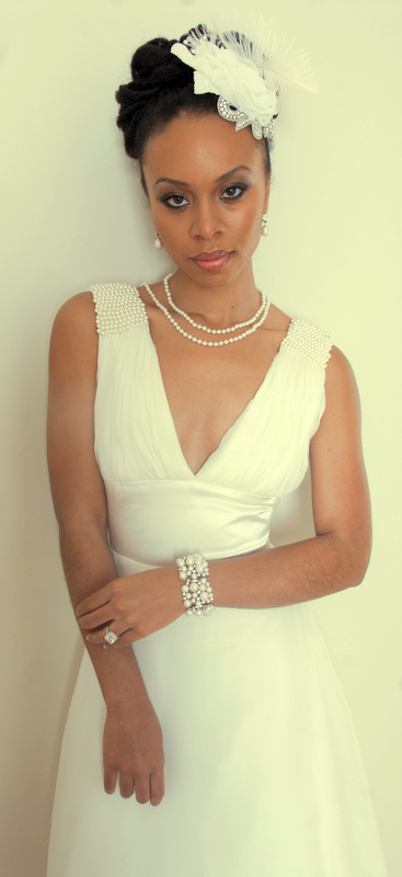 Wedding And Formal Natural Hair Styles By Felicia