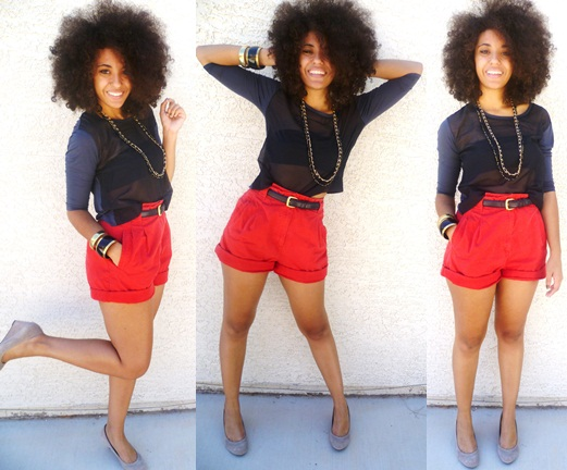 Devin Natural Hair Style Icon Black Girl With Long Hair