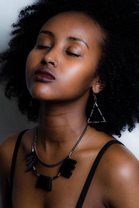 Farhia In Canada Natural Hair Style Icon Black Girl