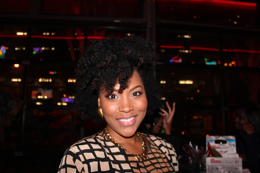 Nikki // Natural Hair Style Icon | Black Girl with Long Hair