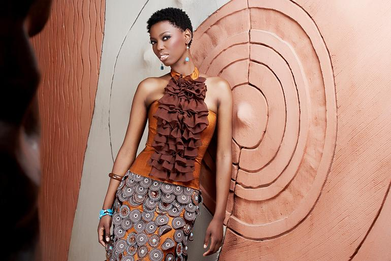 South African Singer Lira Natural Hair Style Icon