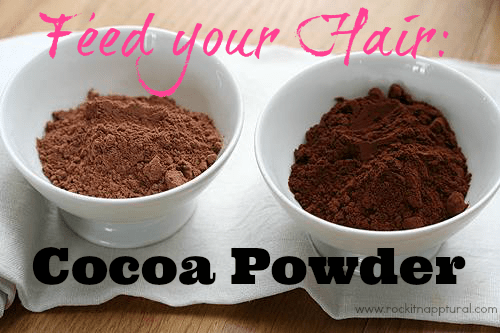Cocoa Powder, cocoa pwder for natural hair, chocolate for hair2