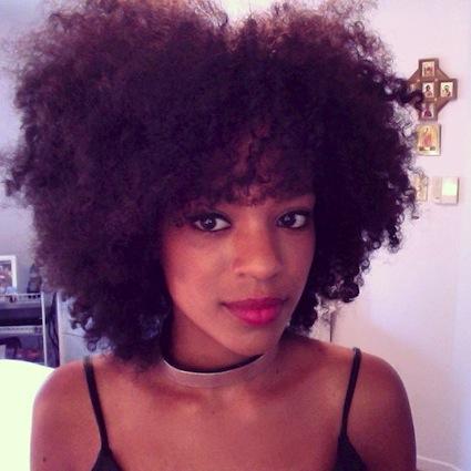 Bema 3BC Natural Hair Style Icon Black Girl With