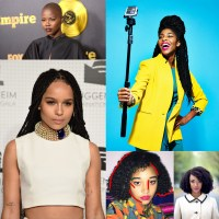The New Guard: 9 Up and Coming Natural Celebs Who are Changing the Game