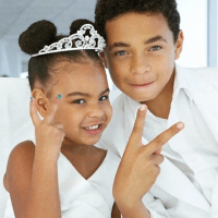 Blue Ivy's Flower Girl Double Buns + A Loc'ed Willow and Jaden Smith Rock the Stage Together