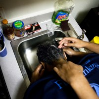 Sink or Shower: What's the Best Place to Wash Natural Hair?