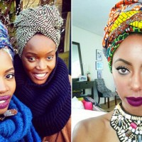 45 Head Wrap Styles for the Long, Short and Loc'd