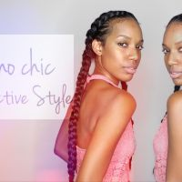 5 Gorgeous Styles That Require Adding Just One or Two Pieces of Hair