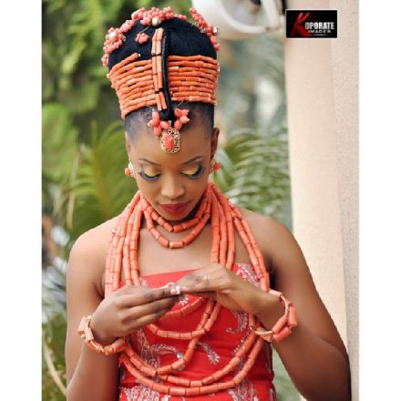 Nigerian Wedding Traditional Hairstyles