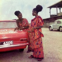 22 Stunning Vintage Photos of Ghanian Life and Style