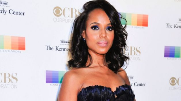 Kerry Washington: My Life Was Toxic Before 'Scandal'
