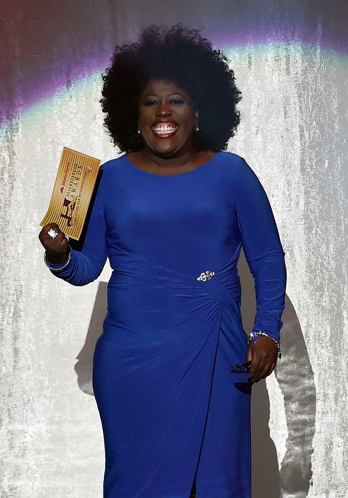 3 Years After Blasting Natural Hair on TV, Sheryl Underwood Fro's Out at the Neighborhood Awards