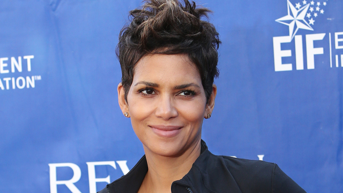 Halle Berry Shows Off Her Braid Skills on Daughter Nahla