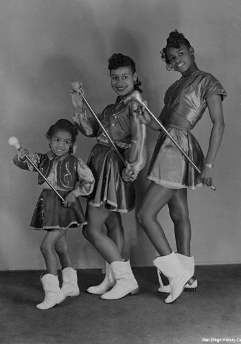 15 Incredible Vintage Photos Of Black Majorettes Black